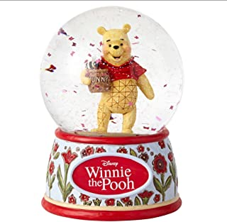 Enesco Disney Traditions Winnie The Pooh Water Globe