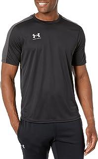 Under Armour Challenger III Training Short Sleeve, Lightweight Sports Top,Sportswear for Men, Football Training Shirt Men