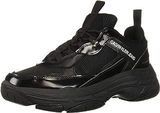 Jeans Marvin Mens Black Sneakers