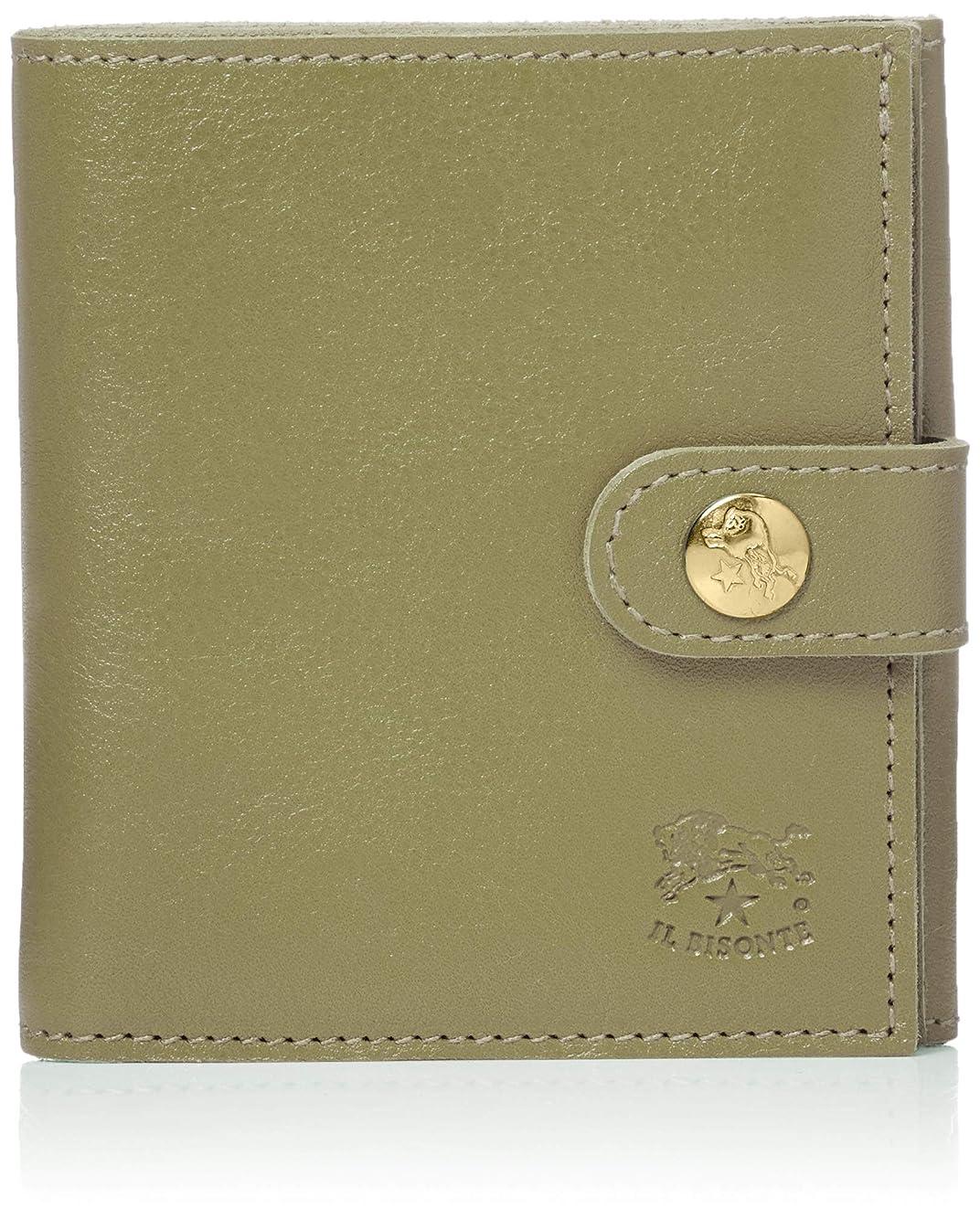 粒子うがいヒール[イル ビゾンテ] 二つ折り財布 C0955 Original Leather 並行輸入品 IL-C0955-120 [並行輸入品]