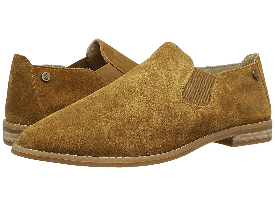 Hush Puppies Analise Clever (Camel Suede) Women