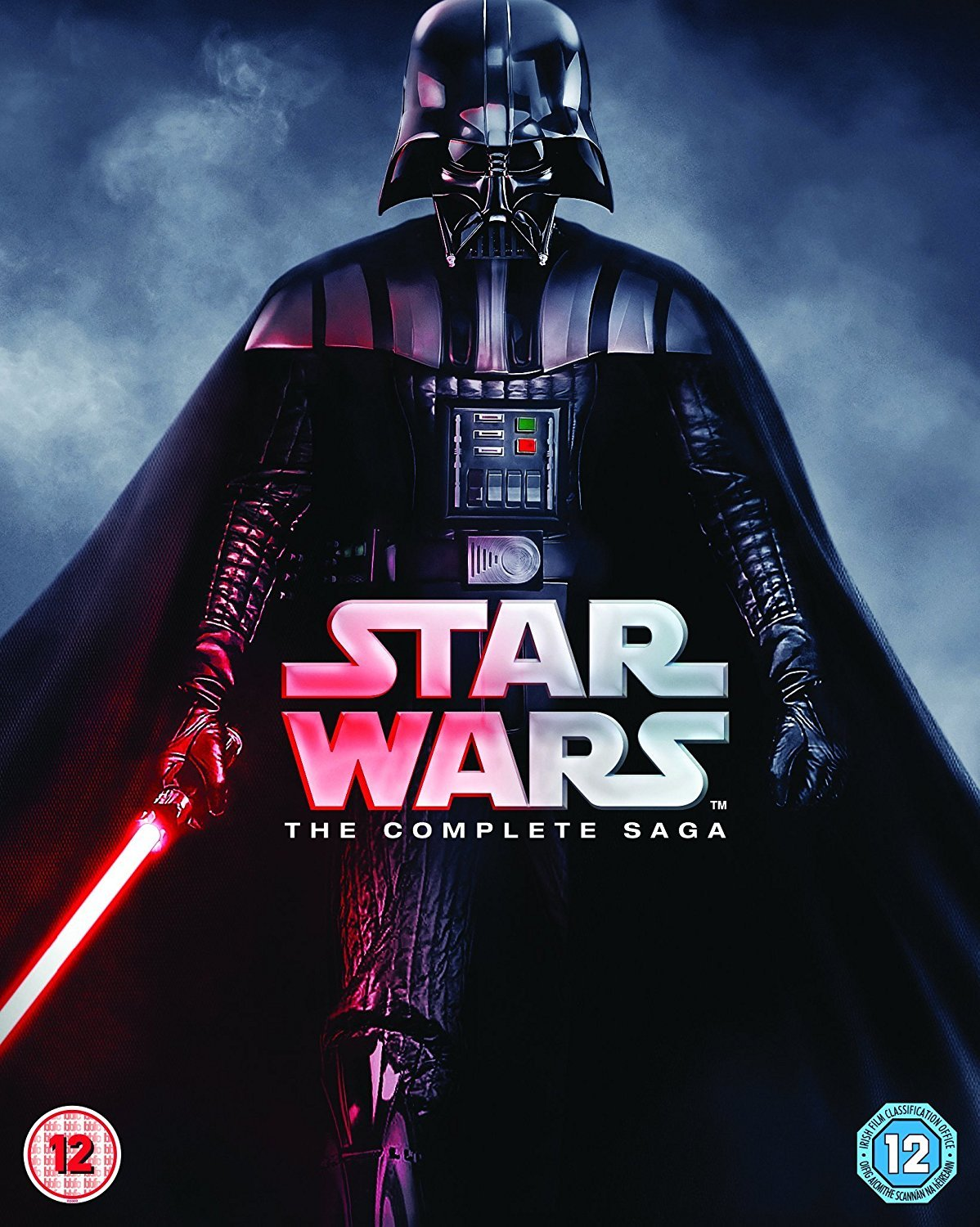 Star Wars - The Complete Blu-ray Saga Dealing full price reduction Lowest price challenge