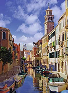 Ravensburger in Venice - Puzzle 500 Piece Jigsaw Puzzle for Adults – Every Piece is Unique, Softclick Technology Means Pieces Fit Together Perfectly