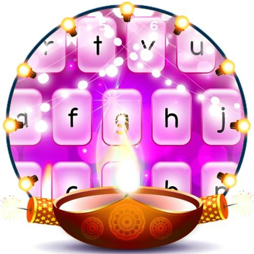 Happy Diwali Keyboard Theme