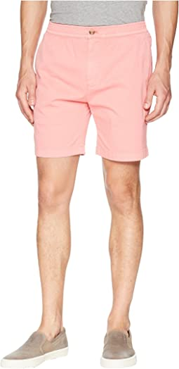 "7"" Cotton Jetty Shorts"