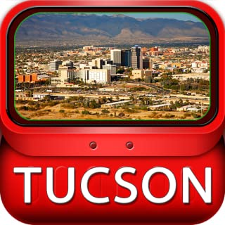 Tucson Offline Map Travel Guide (Kindle Tablet Edition)