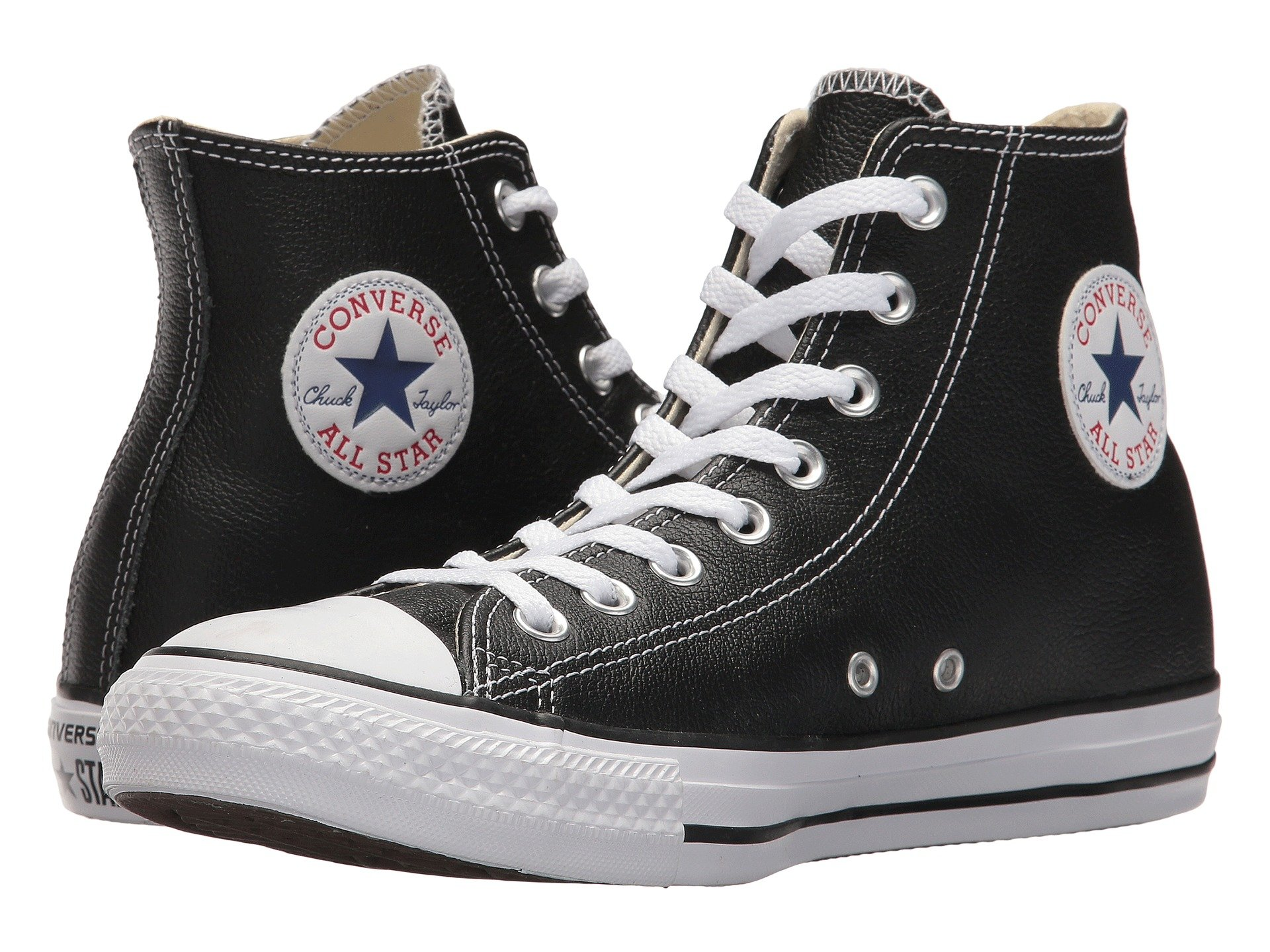 839859ac35c7 597. Converse. Chuck Taylor® All Star® Leather Hi