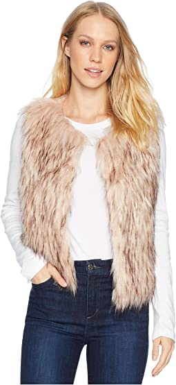 Barbarella Faux Fur Vest