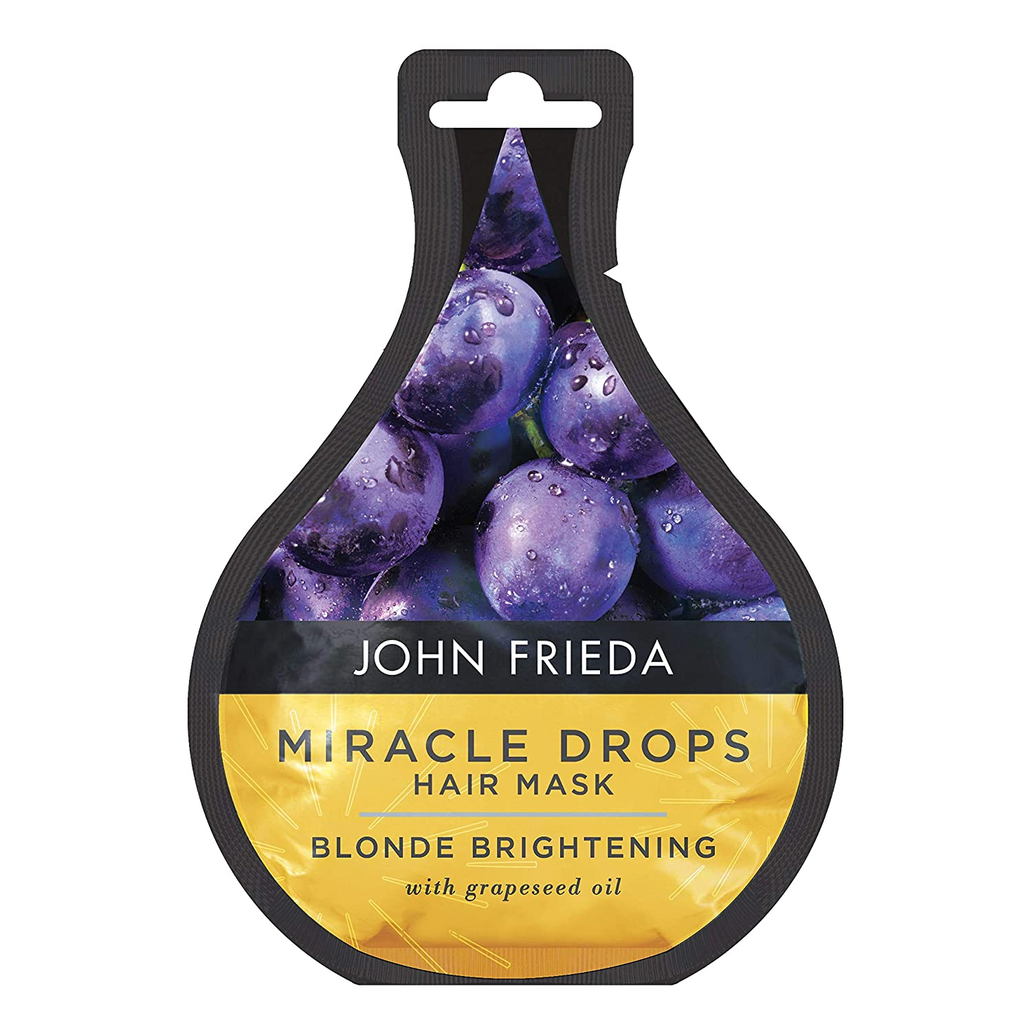 Max 89% OFF John Frieda Miracle Drops Blonde Hair Max 46% OFF Mask Brightening for Blond