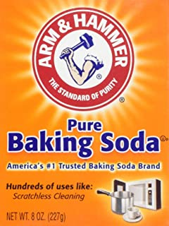 Arm & Hammer - Pure Baking Soda for Scratchless Cleaning (227g)