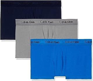 Calvin Klein Men's Cotton Stretch Low Rise Trunks (3 Pack)