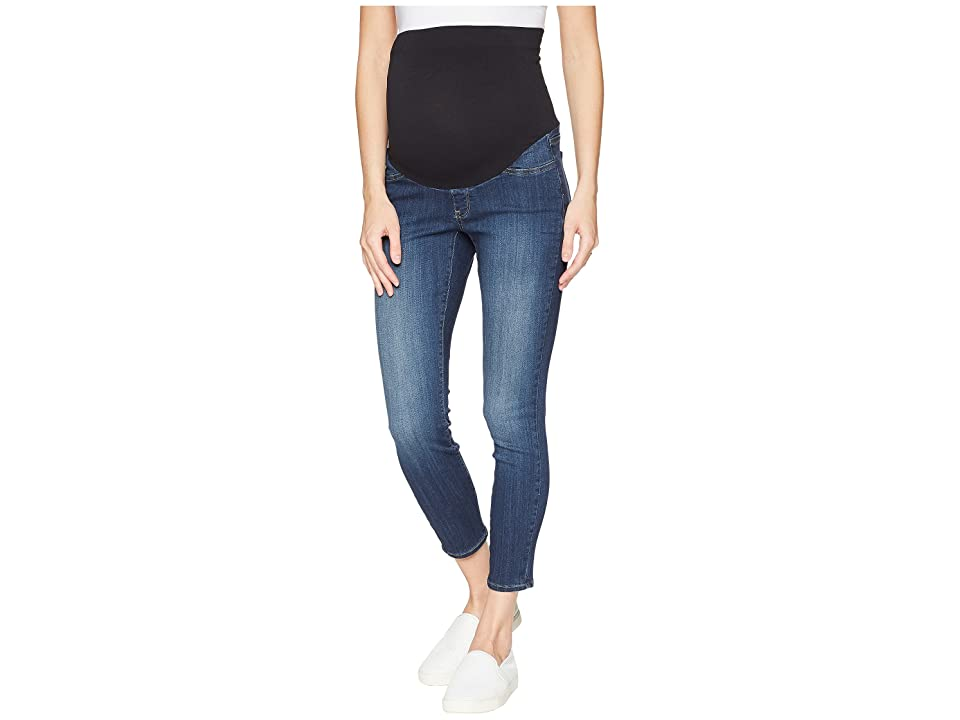 NYDJ Skinny Maternity Ankle in Big Sur (Big Sur) Women's Jeans