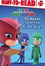 PJ Masks Save the Library! PDF