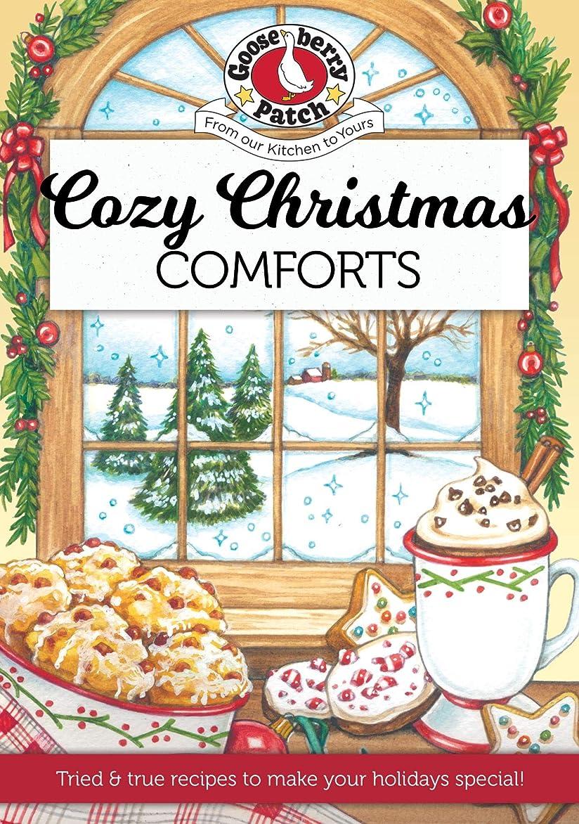 チャンバー火山学者腐敗Cozy Christmas Comforts (Seasonal Cookbook Collection) (English Edition)