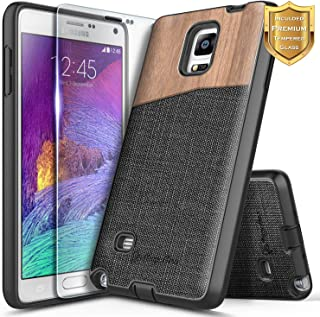 note 4 wood case