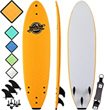 california board company 9 soft surfboard