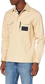 Calvin Klein Minimal Utility Reg Shirt Camisa para Hombre