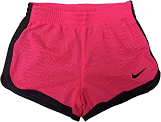 Nike Kids Baby Girl's Classic Mesh Shorts (Toddler)