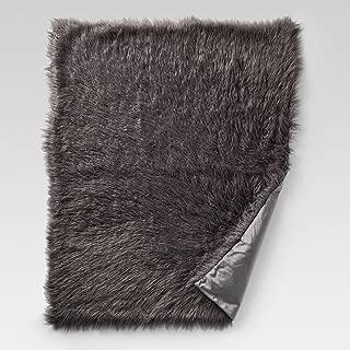 Project 62 Mongolian Faux Fur Throw Blanket 50