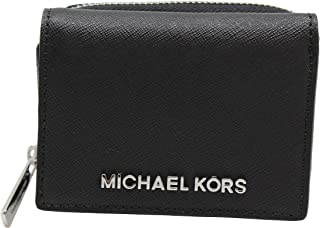 Extra flat and little credit card case in black