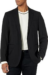 Cole Haan Men's Slim Fit Stretch Suit Separates-Custom Jacket & Pant Size Selection