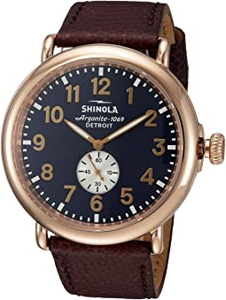 Shinola Detroit The Runwell 47mm - 10000168