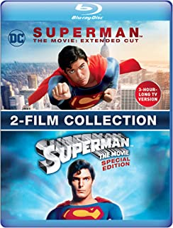 Superman The Movie: Extended Cut & 2-Film Collection