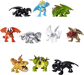 Dragons Dreamworks Mystery Dragons, Collectible Mini Dragon Figure, for Kids Aged 4 and Up (Styles Vary)