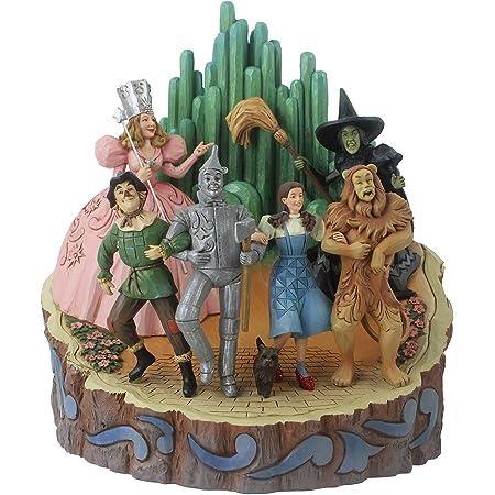 Jim Shore For Enesco, Figura de Mago de Oz, para coleccionar, Enesco