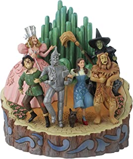 Enesco Wizard of Oz Carved by Heart by Jim Shore Statue Standard