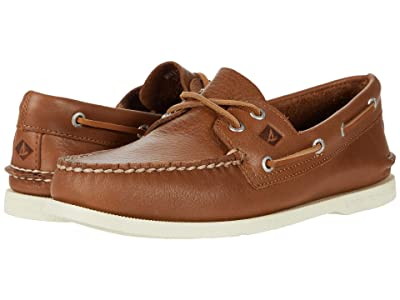 Sperry A/O 2-Eye Whisper (Tan) Men