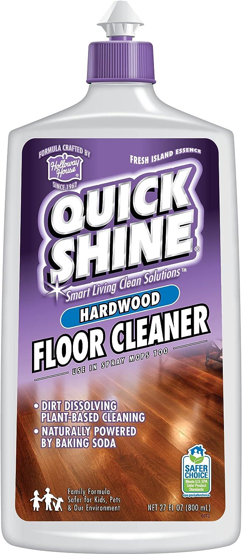Quick Shine High Traffic Hardwood Floor oz Soldering Natu fl. Max 47% OFF 27 Cleaner