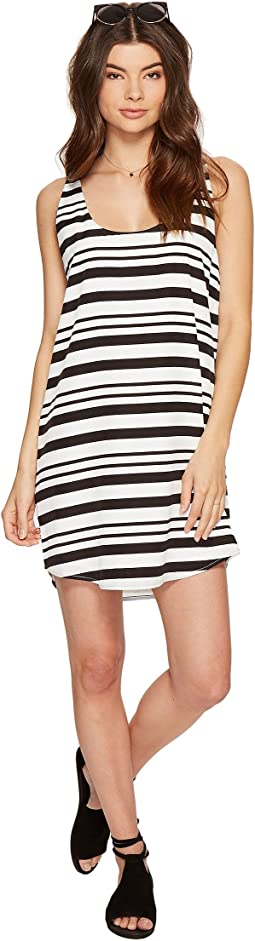 Rowland Striped Shift Dress