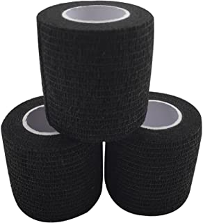 Sponsored Ad - zechy Grip Tape - Hockey, Baseball, Lacrosse, Anything You Need a Better Grip on - 2 inch by 15 feet (3 Pack)