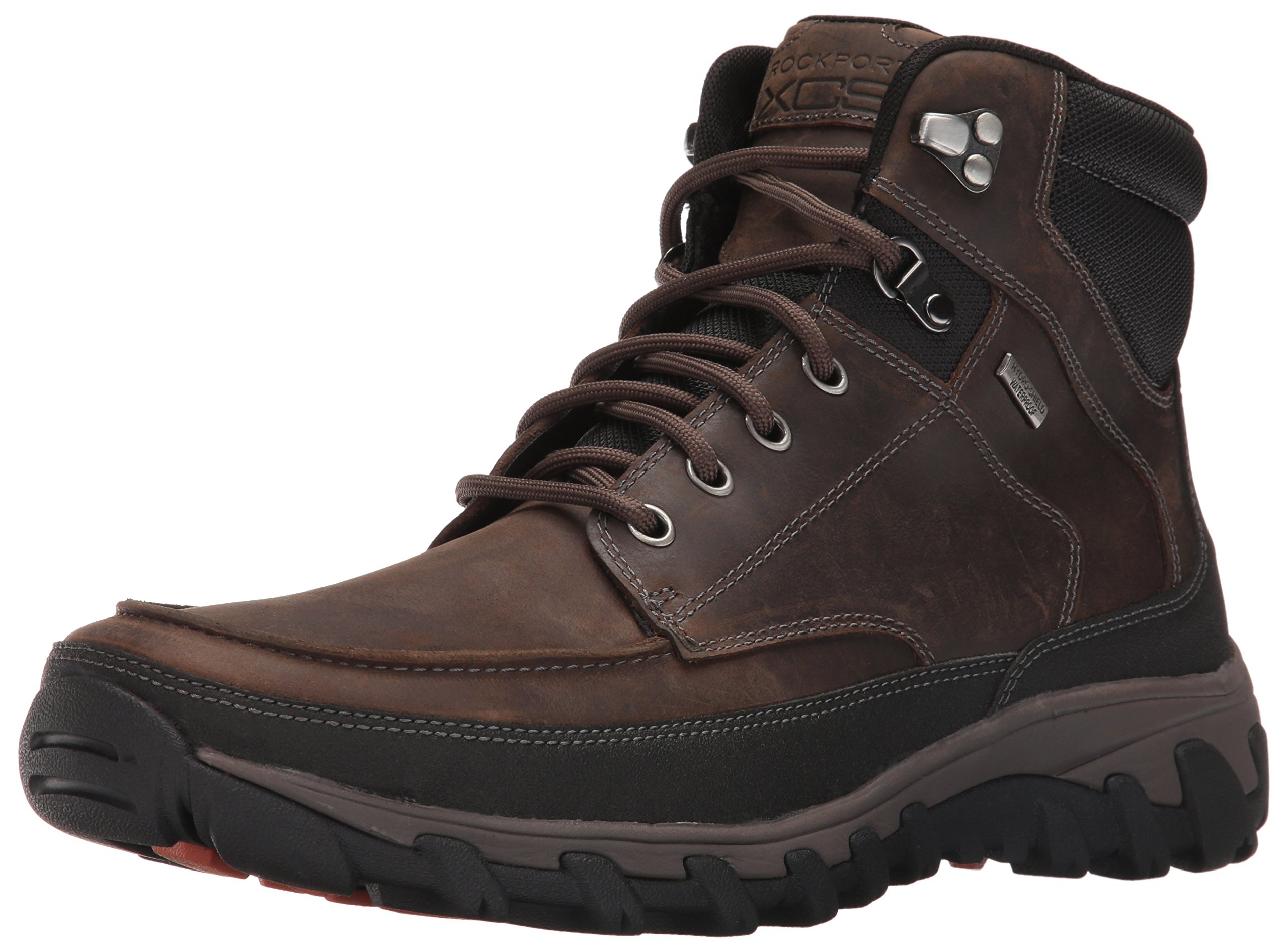 Rockport Mens Springs Boot Brown 10
