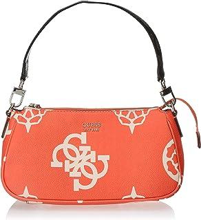 حقيبة يد وحقيبة كتف للنساء من جيس SO669120-برتقالية اللون
