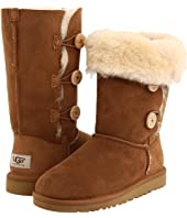 UGG Kids - Bailey Button Triplet (Little Kid/Big Kid)