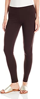 brown cotton leggings