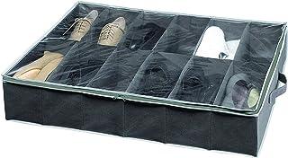 Compactor Housse de rangement chaussure, Marron, 76 x 60 x H15 cm, RAN4481