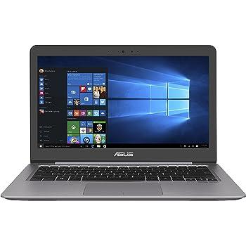Asus Zenbook UX310UA-FC756T 33,7 cm (13,3 Zoll FHD matt) Laptop (Intel Core i7-7500U, 8GB RAM, 256GB SSD, Intel HD Graphics, Win 10) grau
