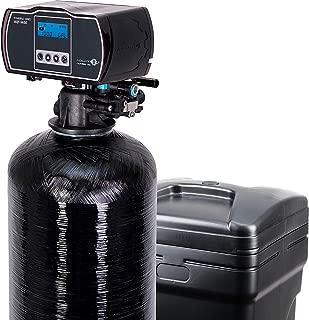 Aquasure Harmony Series Water Softener plus Iron Removal w/Aquatrol Digital Control Head and Premium Grade Fine Mesh Resin (32,000 Grains)