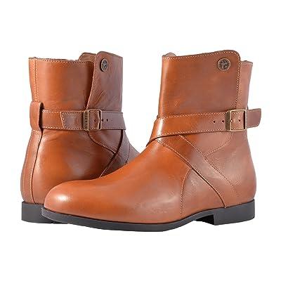 Birkenstock Collins (Camel Leather) Women