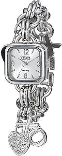 ساعة اكس او اكس او للنساء XO5645 روز جولد تورتويز - انالوج