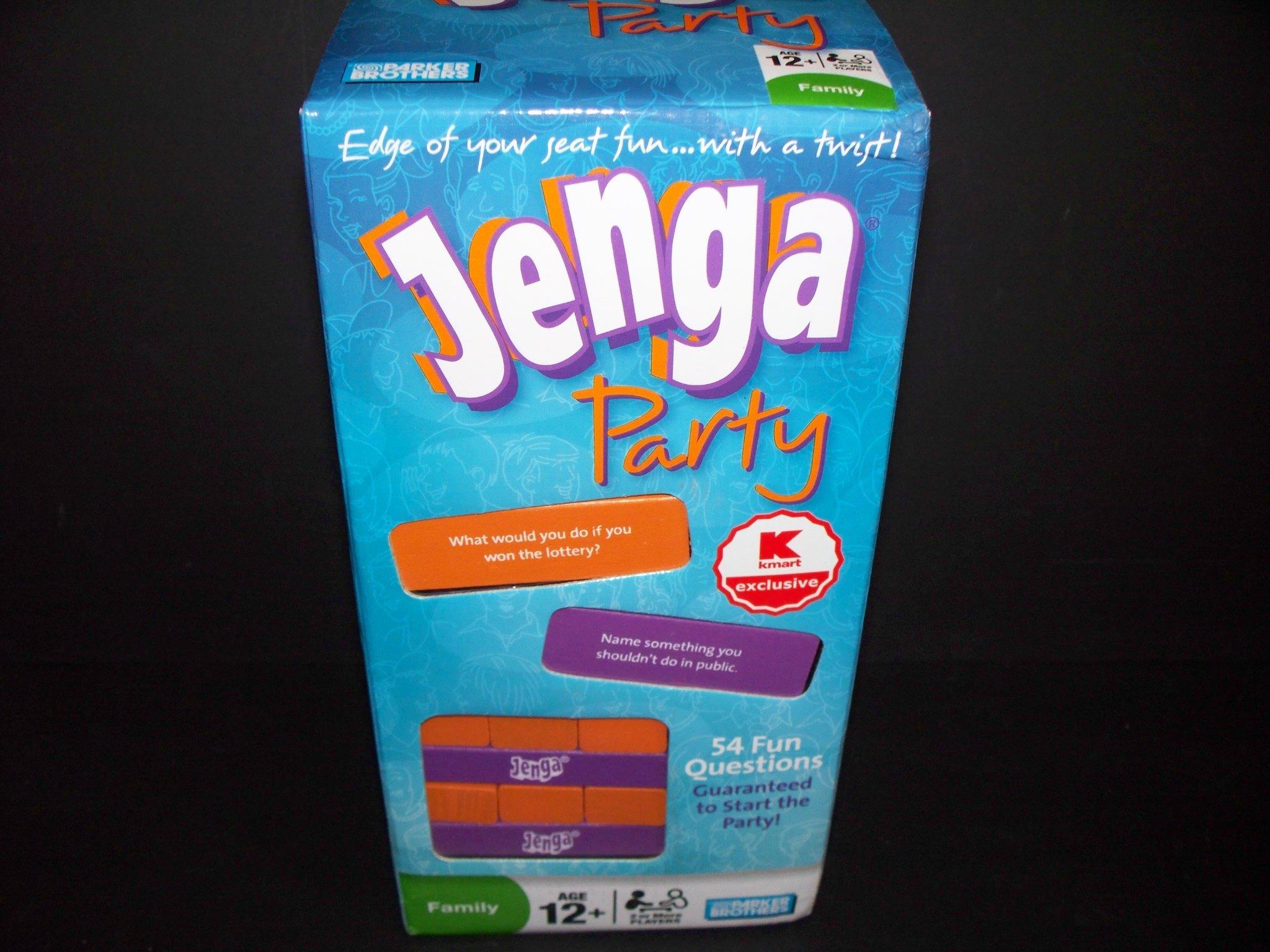 Hasbro Jenga Party Edition HAG4474