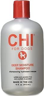 CHI Deep Moisture Dog Shampoo, 16 fl oz