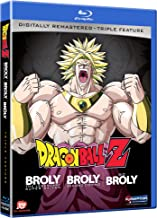 Dragon Ball Z: Broly Triple Feature (Broly/Broly Second Coming/Bio-Broly)