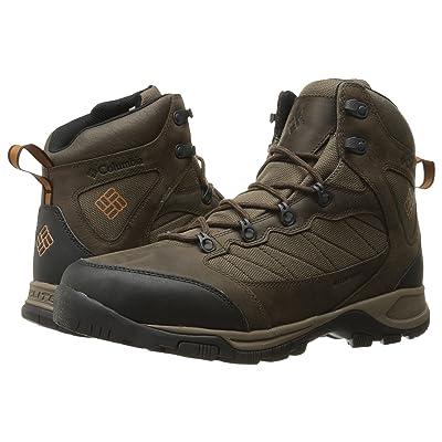 Columbia Cascade Pass Waterproof (Major/Bright Copper) Men