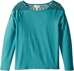 PEEK - Tiffany Long Sleeve Tee (Toddler/Little Kids/Big Kids)