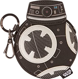 Loungefly by Disney ~ Star Wars BB-9E ~ Black Mini Dome Shaped Purse Bag