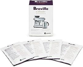 Breville The Descaler 4pk Coffee Machine Descaler, Clear, BES0070NAN1